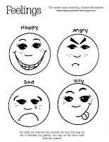 52 best Feelings/Emotions Preschool Theme images on