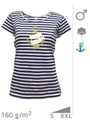 Námořnické tričko dámské