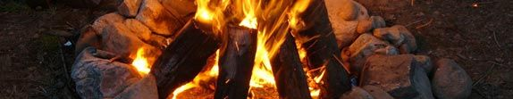 How to Build a perfect Campfire - Smokey Bear
