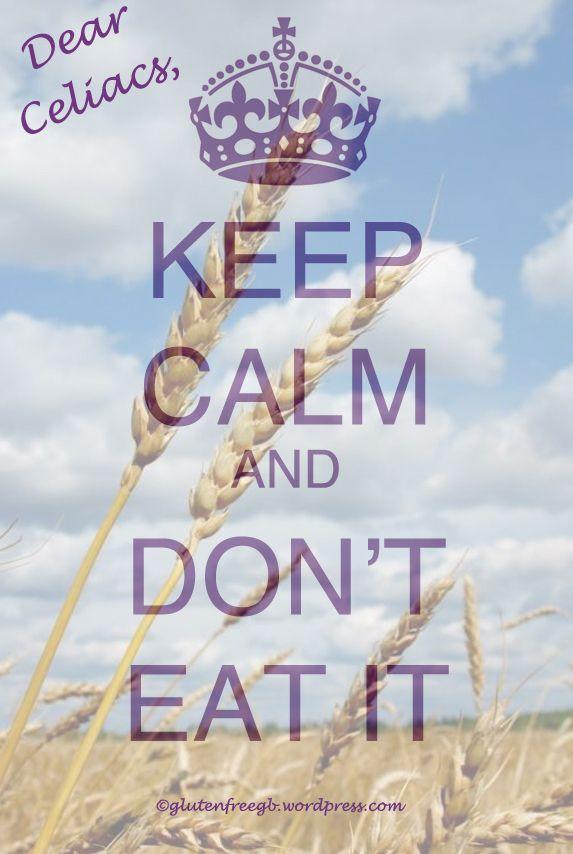 Gluten free, celiac disease