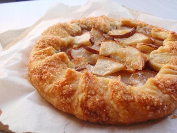 PEAR, FEIJOA & GINGER CROSTATA #pear #recipe #crostata