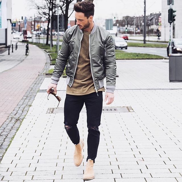 Best Black Friday Deal On Mens Fashion Boots