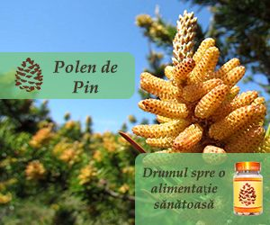 Polen de pin -biostimulator
