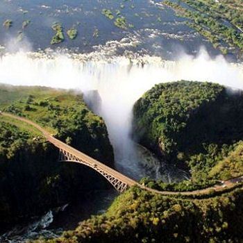 le Rovos rail en Afrique du sud, Le Cap, Kimberley, Prétoria, Victoria Falls, Dar Es Salaam