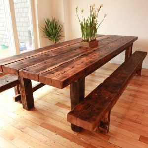 Custom Kitchen Tables Nj