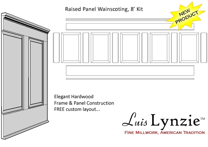 Ouch...Wall Panels, Wainscoting Kits, Buy Custom, Wood Oak, Diy Tutorials, Multiplication Size, Custom Wainscoting