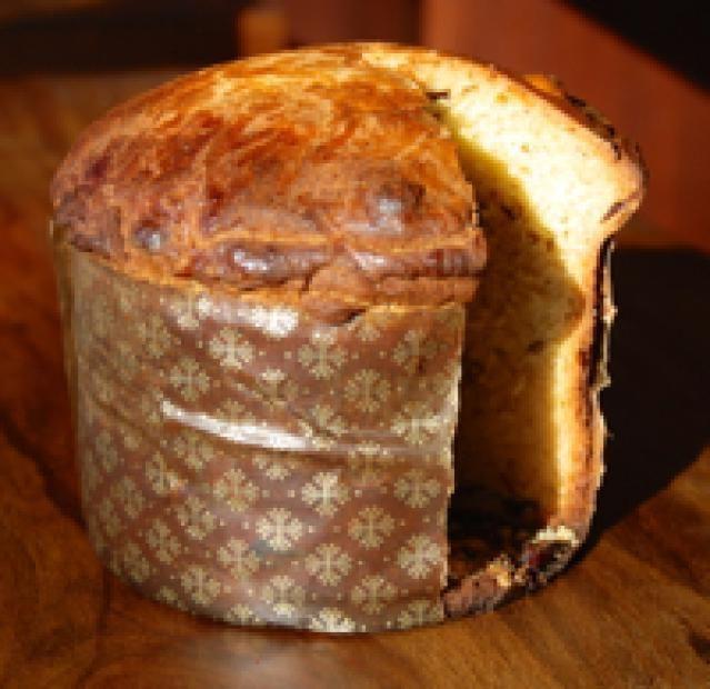 Panettone in the Bread Machine - Easy Panettone Fruitcake