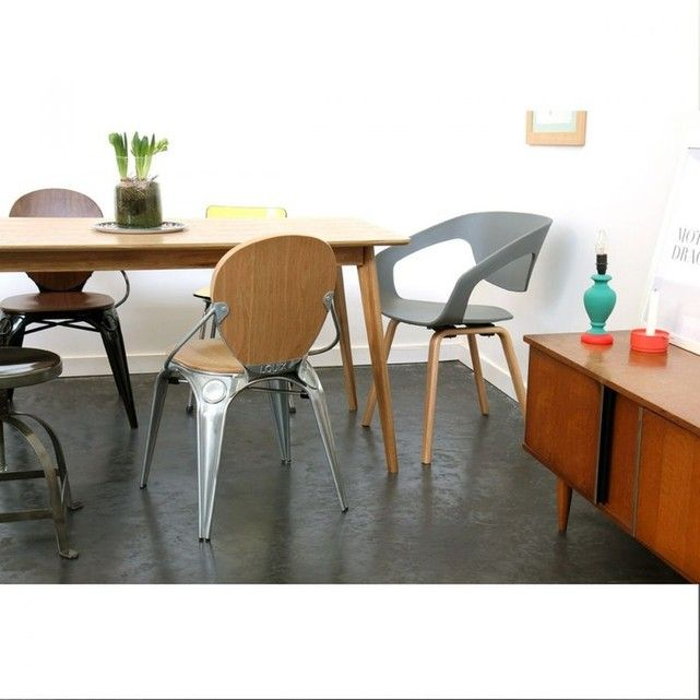 Les 25 meilleures id es concernant chaises pour table manger sur pinterest - Chaise pour table a manger ...
