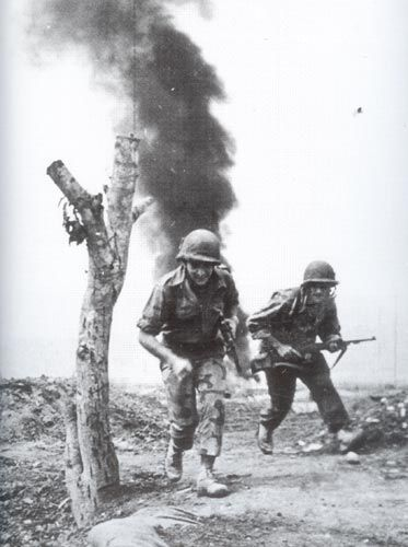 Legionnaires parachutistes a dien-bien-phu