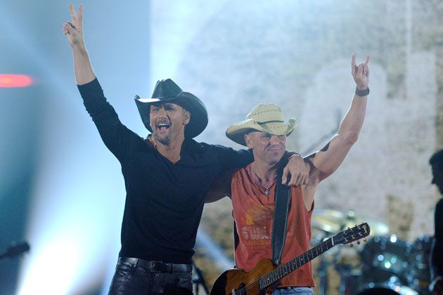 Tim McGraw shirtless | Tim McGraw, Kenny Chesney
