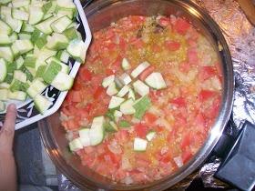 La Cocina De Nathan: Cuban, Spanish, Mexican Cooking & More: Calabacitas Guisadas (Sauteed Mexican Squash)