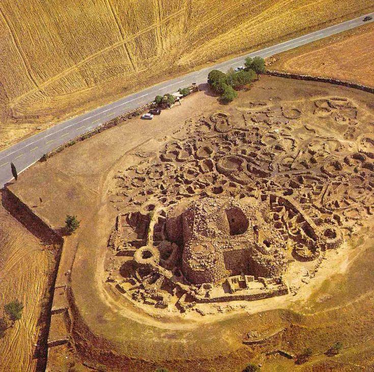 Nuraghe Sardinia