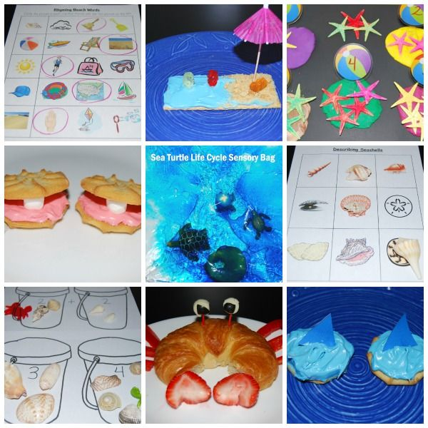 ocean themed lesson plans for preschoolers 103 best theme activities for preschool and 138