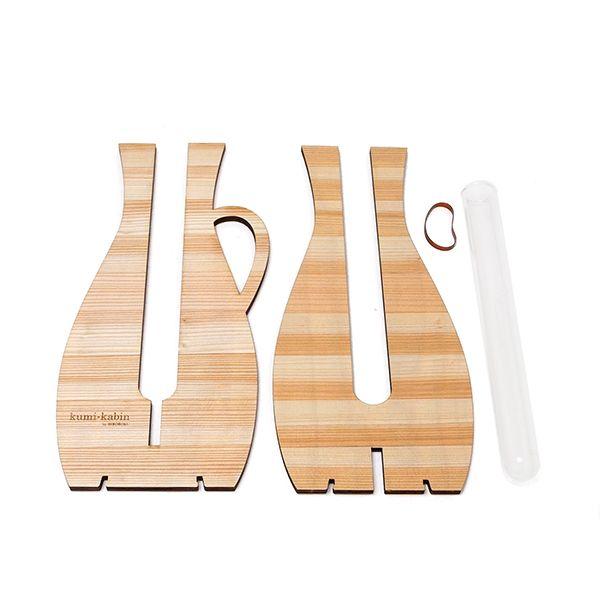 Kumi-kabin(組み花瓶)L