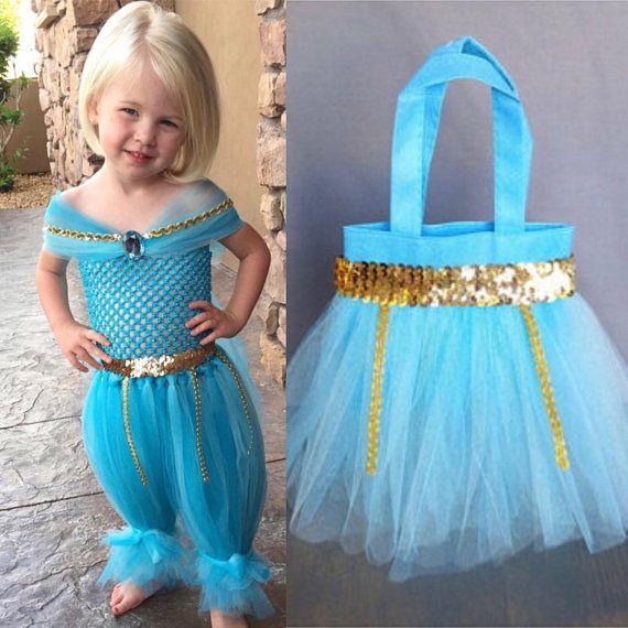 Jasmine Princess Dress Genie Costume Princess Dress