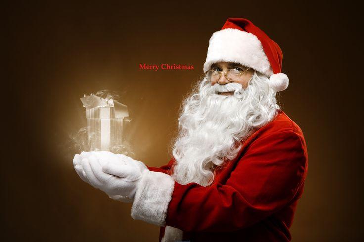 Santa Claus Magic Gift