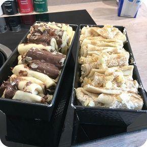 Rezept Faltenkuchen Zimt-Apfel und Schoko