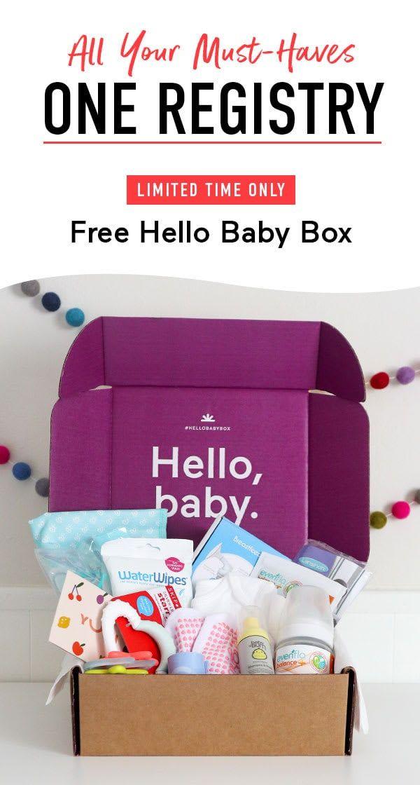 Baby Registry Babylist | Free baby stuff, Baby list, Baby box