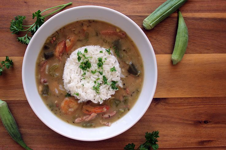Chu On This | New Orleans Gumbo