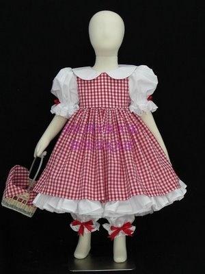 Ideas para coser disfraz de Caperucita roja | Disfraz casero