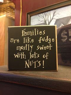 Sign for the home.