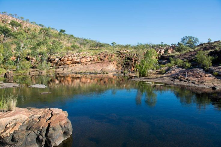 Bell Gorge on the Gibb River Road, Western Australia