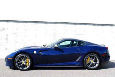 2011 Ferrari 599 GTO http://www.iseecars.com/used-cars/used-ferrari-for-sale