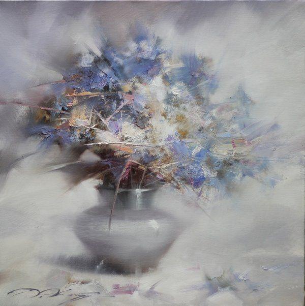 delicate bouquet-50х50.2013.