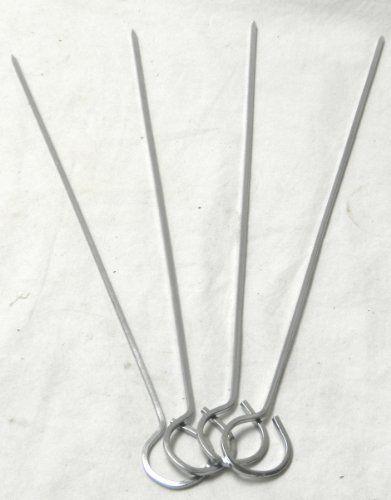 4 Pack Metal Skewers by Grill. $1.00. Outdoor Grilling. 4 Pack Metal Skewers. Model # 21030