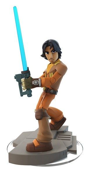 Today Disney revealed that Star Wars Rebels characters are coming to Disney Infinity 3.0. A few weeks go we got some leaks that Rebels characters were coming. Now we have it confirmed, complete wit…