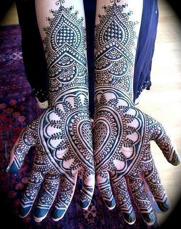 Mehndi Hands Henna Desings