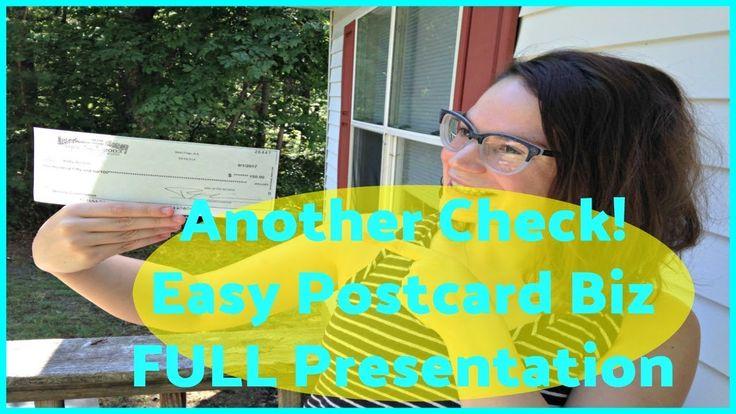 nice - American Bill Money 2017 & 2018 - Mail Postcards Make Money - BEST HOME BASED BUSINESS