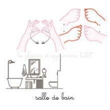 les 161 meilleures images propos de langues des signes sur pinterest shops animaux et lyon. Black Bedroom Furniture Sets. Home Design Ideas