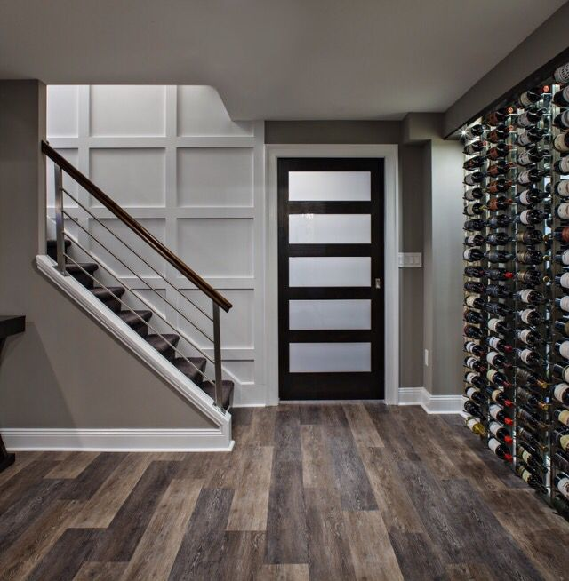 15  Stairway Lighting Ideas For Modern And Contemporary Interiors Basement FlooringPainting Best 25 flooring ideas on Pinterest Concrete basement