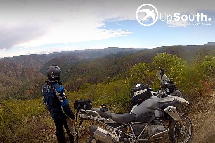 Baviaanskloof #nature #adventuretravel #motorcycletours #bmw1200gs #touratech #arai