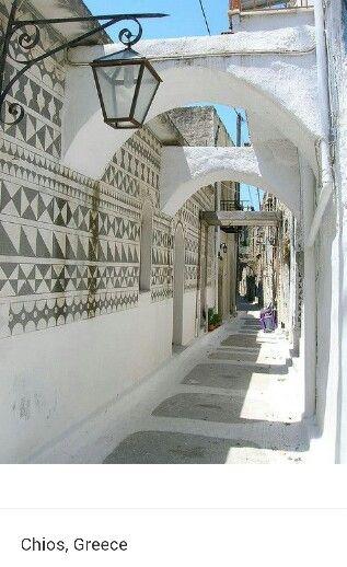 Pirgi, Chios