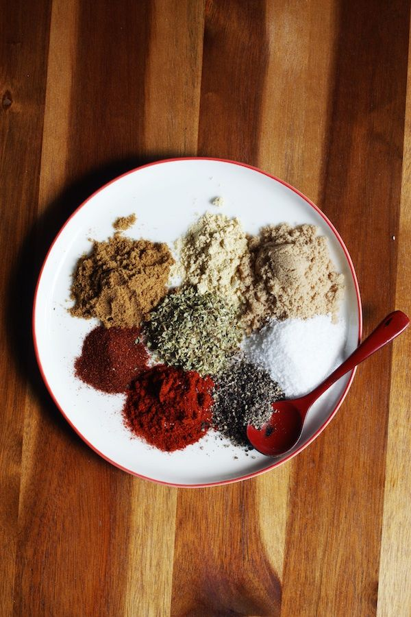 Purpose Dry Rub | Set the Table: Pork Loin Dry Rub, Dry Rubs, Dry Rub ...