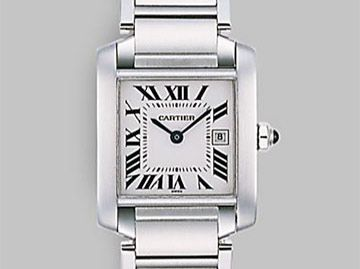 A quality watch by #cartier