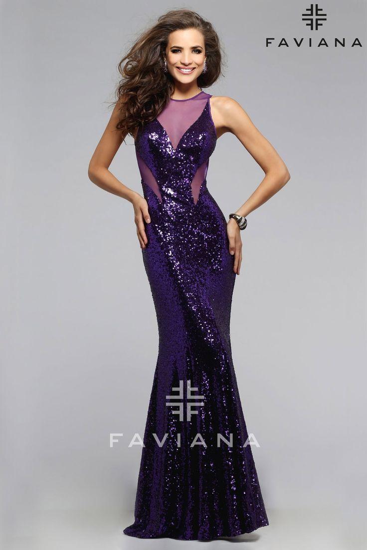 1118 best Faviana images on Pinterest | Formal dresses, Formal ...