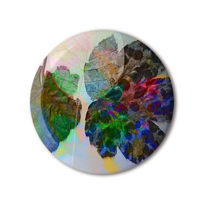 "❤️ #BBOTD Stereohype #button #badge of the day by FL@33's Agathe Jacquillat https://www.stereohype.com/410__agathe-jacquillat #leaves #autumn #stbio16 This artwork is also available as 8x10"" Fine Art Giclée Print on beautifully textured 310gsm #Hahnemühle paper (with embossed Stereohype certification seal). #photography #digitalmanipulation #overprint #nature #design #graphicart #fashion #accessories"