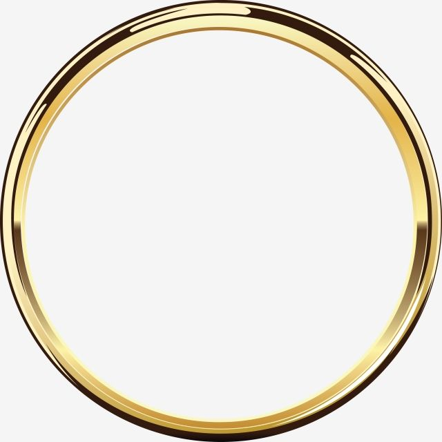 Gold Lebel Element Gold Circle Goldcircle Gold Png And Vector With Transparent Background For Free Download Gold Circle Frames Gold Clipart Circle Clipart