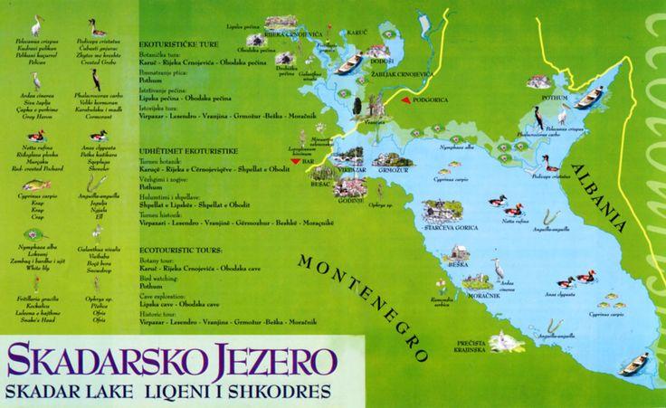 Skadarsko jezero mapa.jpg 1.751×1.075 pixels