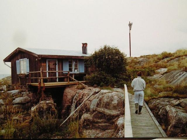 Klovharun, Tove Jansson's summer place
