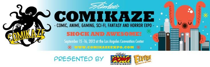 New Media Film Festival announces Stan Lee's Comikaze Expo Panel with Machinima, Marvel Graphic Novel writer Michael C. Lent & GoDigital Distribution. Saturday September 15th 2PM at Los Angeles Convention Center http://www.comikazeexpo.com