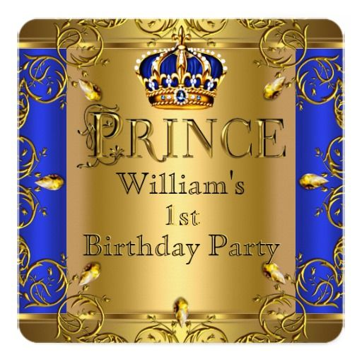 93 Best Images About Birthday: Boy Invitations On