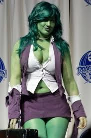 Image result for she-hulk costume