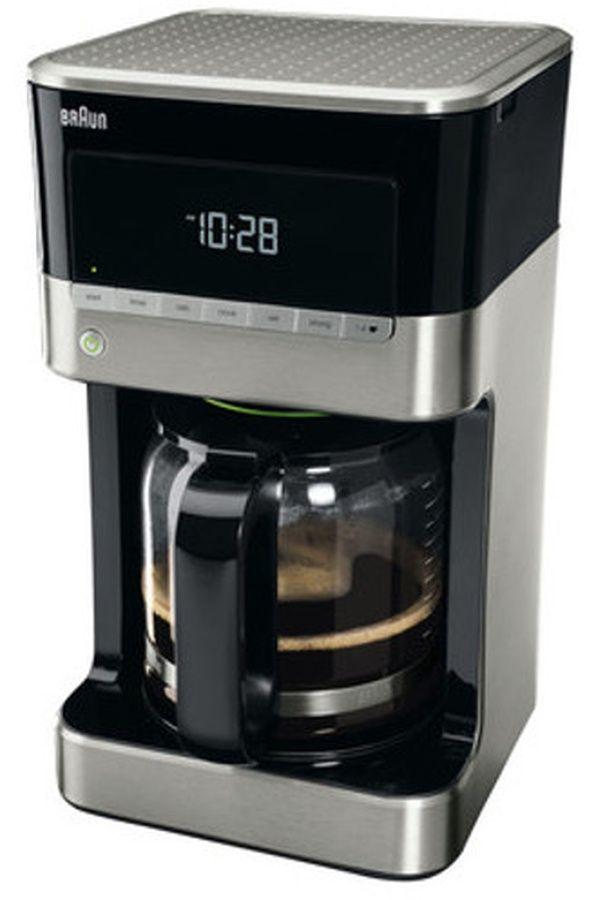 Cafetière filtre Braun KF 7120BK