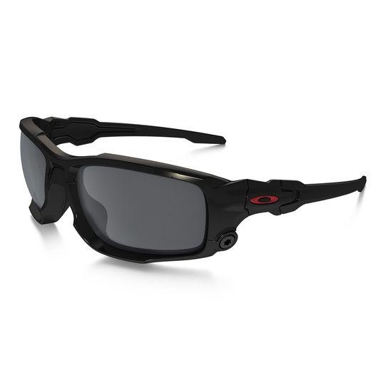 af38d76b06b99 Military   Government Sales Oakley SI Ballistic Shocktube™ - Matte Black -  Black Iridium - OO9329-05   Oakley OSI Store