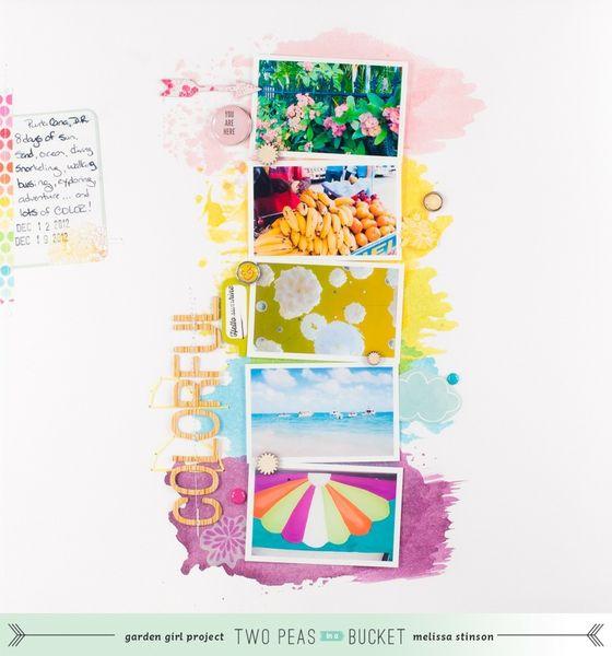 Color Theme : Colorful DR