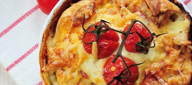 Minitaartjes Met Tomaten, Mozzarella En Basilicum recept | Smulweb.nl